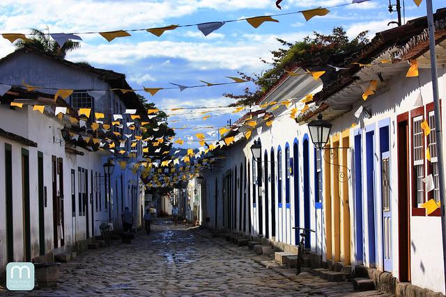 Paraty no Rio de Janeiro