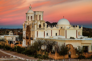 San Xavier Morning Light   by RWShea Photography