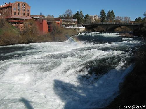 river spokane riverfrontpark spokanewa spokanewashington spokaneriver