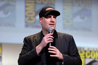 Kevin Feige | by Gage Skidmore