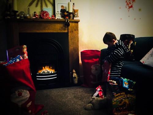 Carter Christmas 2014