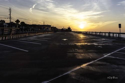 beach sunrise miramarbeach