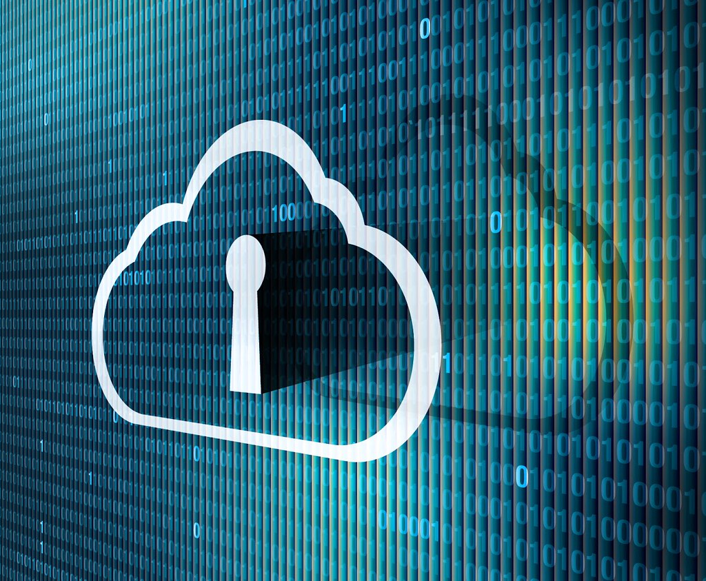 Cloud Security - Secure Data - Cyber Security | Locked cloud… | Flickr