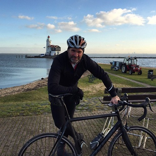 End of the year ride to the end of the world - het Paard van #Marken. Together with my brother in arms @onnoswart. Thanks for the ride and all the best in 2015. | by AlexKlusman