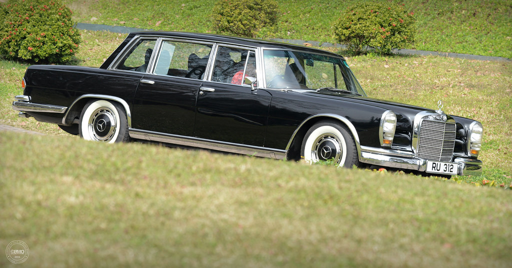 Mercedes Benz W100 600 Grosser At The Classic Car Club O Flickr