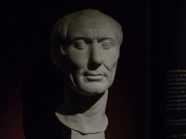 The Tusculum-Aglié Caesar - I