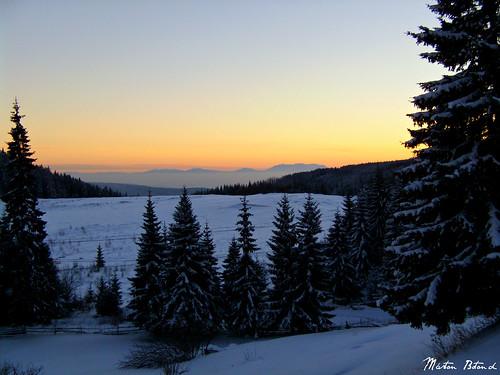 travel winter sunset snow nature hp romania naplemente transylvania természet photosmart erdély utazás hó tél mz60 hargita románia hargitamegye baileharghita