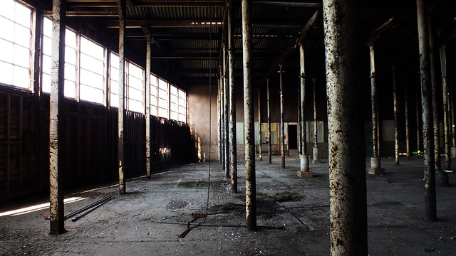 Abandoned Factory site 9