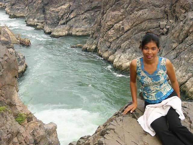 A Lao Woman
