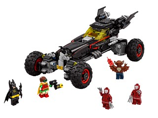 The Batmobile | by The Brothers Brick