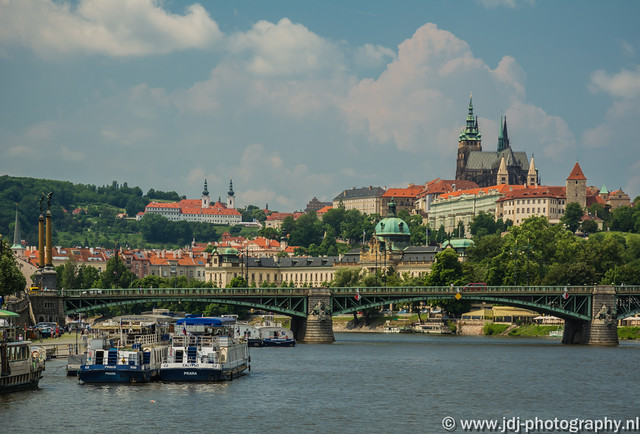 River cruise view