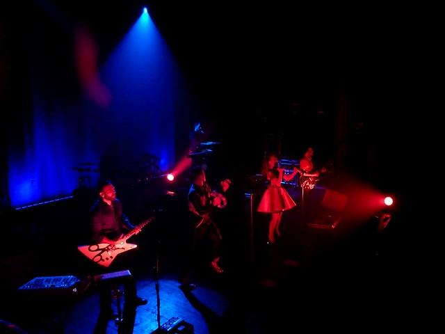 Scissor Sisters - Le Trianon, Paris (2012)