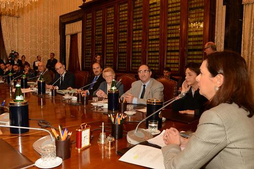 Incontro con la Presidente Boldrini   by flavagno