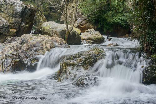 portugal landscape cascade leiria fragasssimão figueiródosvinhos bluringwater