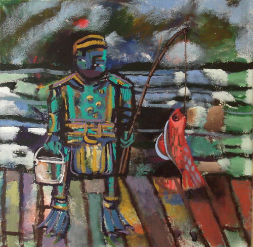 fish man | by stephenbrunelli