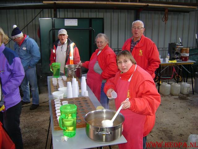 Baarn 40 Km    22-11-2008 (27)