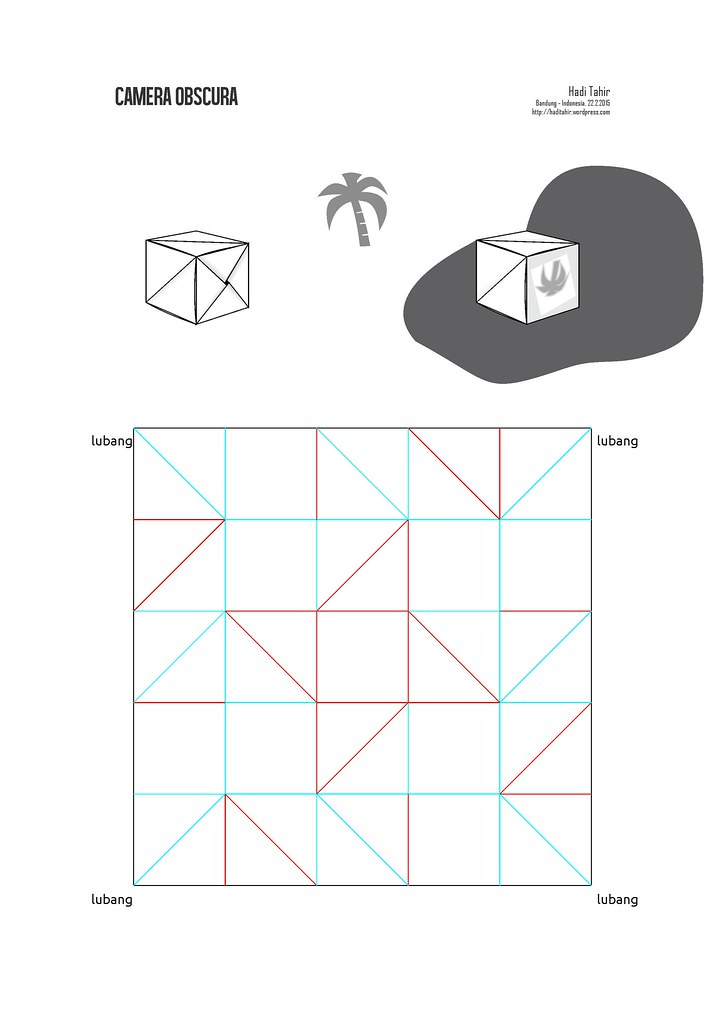 How to make a digital origami camera: page 1 | 1024x725