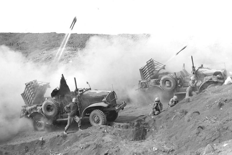 USMC 로켓 발사기