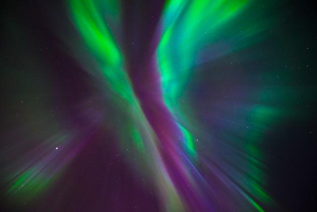 Aurora Borealis 17 March 2015