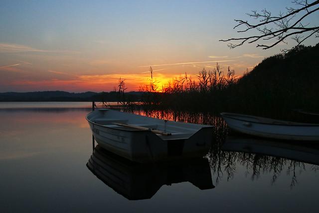 Calm Lake - Explored