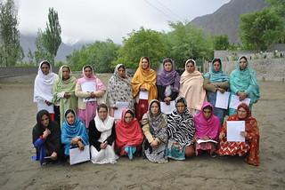 Houston Students Help Improve Livelihood of 20 Women Beekeepers in Pakistan