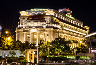 The Fullerton Hotel, Singapore | by sebastianreymert