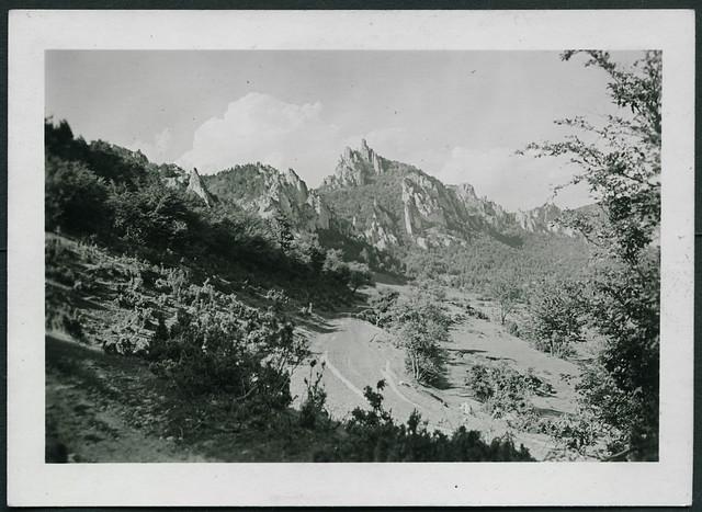 Archiv H501 Súľov Rocks, Sudetenland und Slowakei (Tatra und Beskiden), 1930er