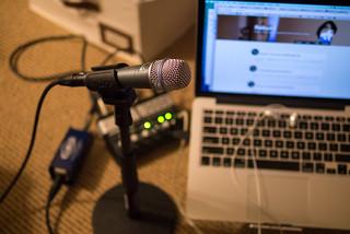 Podcasting Setup December 2014 | by miyagawa