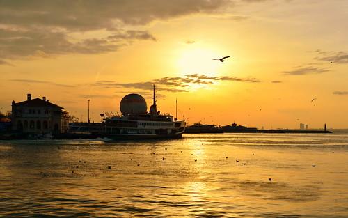 ferry seagull istanbul kadikoy vabserk