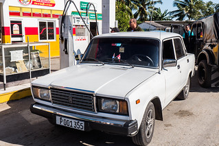 Soviet taxi car in Cuba.jpg | by crystalcastaway