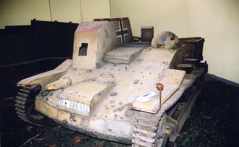 Infanterie Schlepper UE 630 2
