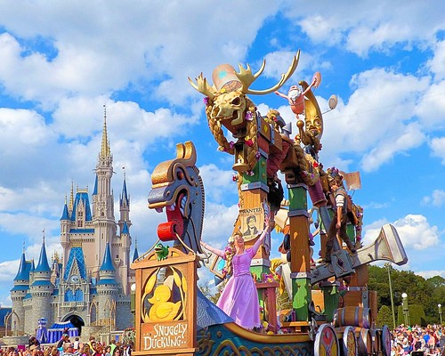 Festival of Fantasy Parade Tangled _3 | by magicalfanaticism