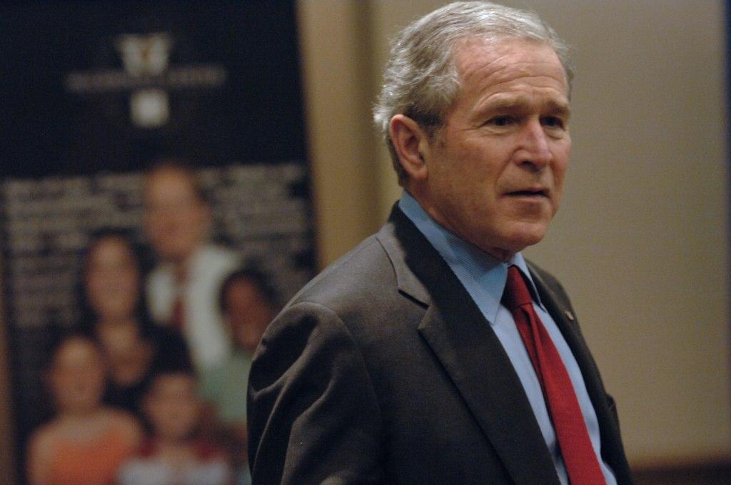 President George W. Bush | March 2, 2007: President George W… | Flickr