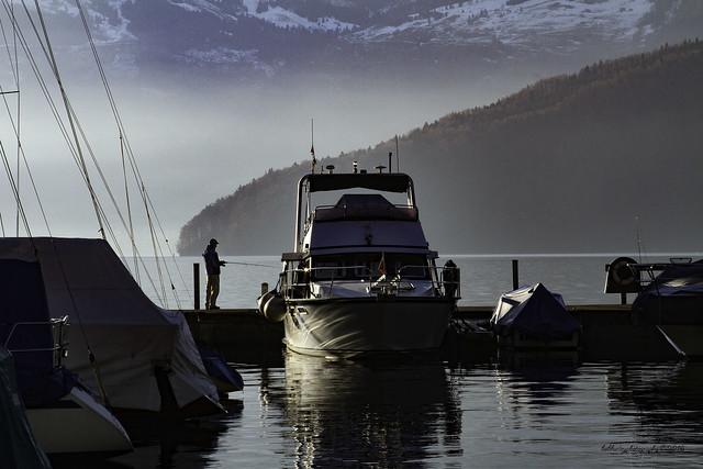 The Fisherman [Explored}