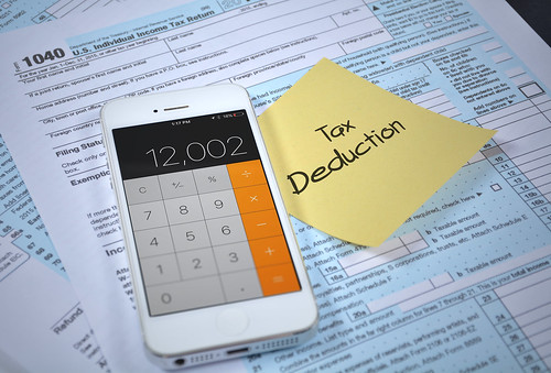 Tax Deduction | by investmentzen