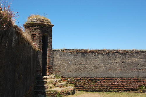 Views of the Fort on Corral, Valdivia, Los Ríos, Chile | by blueskylimit