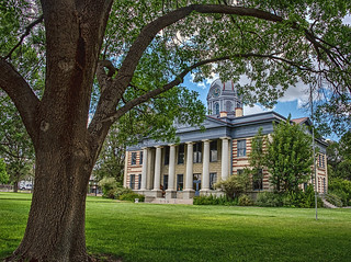 Jeff Davis County Courthouse, Fort Davis | by dave_hensley