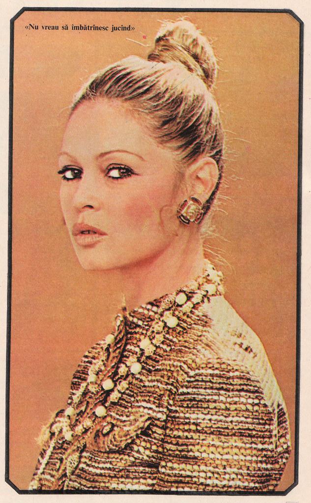Brigitte Bardot Almanah Cinema 1974 Véronique3 Flickr