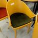 Beech shell chairs