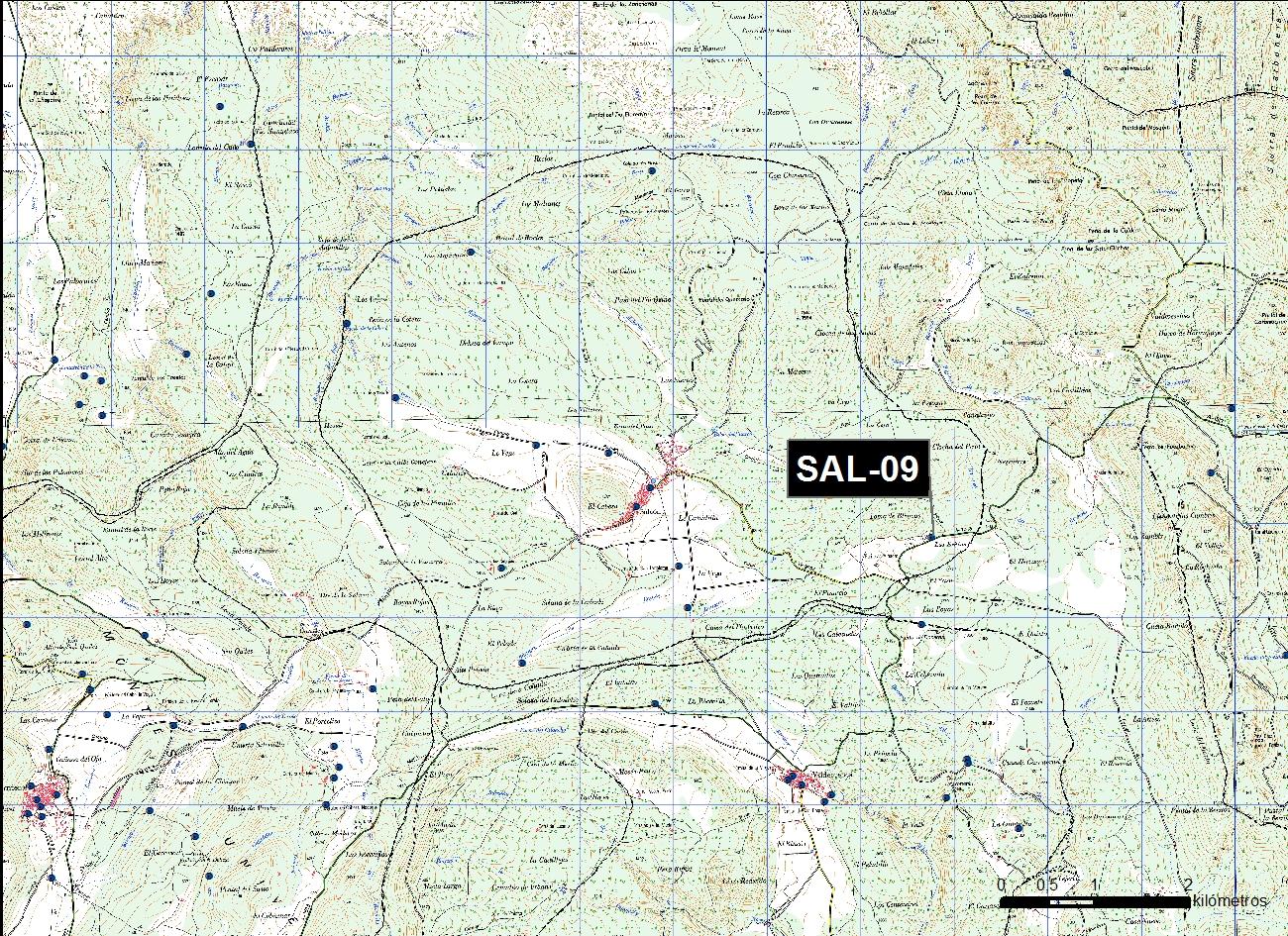 SAL_09_M.V.LOZANO_POZO HOYA CODES_MAP.TOPO 1