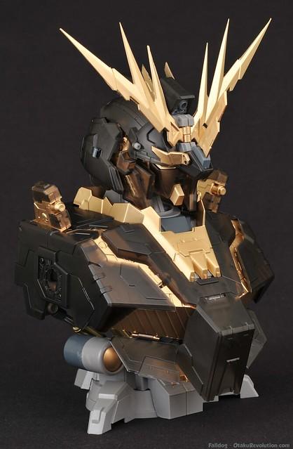 Seraph Hobby Banshee Bust - Straight Build 14