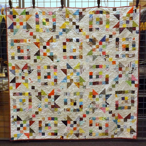 3xS Completed Quilt Front | by Grey Cat Quilts
