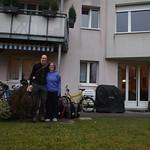 Do, 22.01.15 - 16:35 - DIe letzten zwei Nächte in der Schweiz bei Gabi und Claude