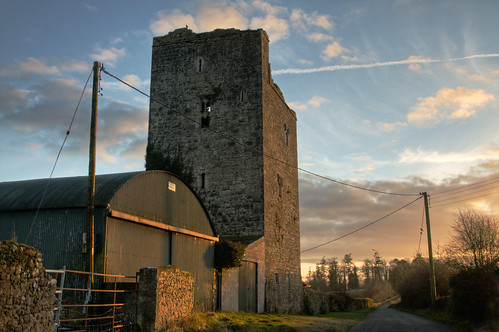 kilkenny ireland castle ruins ruin backpackphotography ballyshawnmore