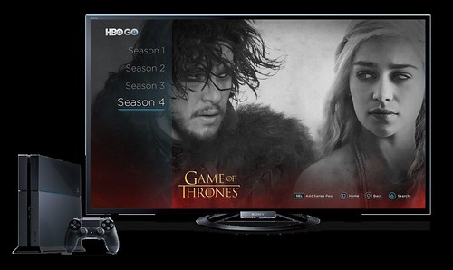 HBO Go on PS4 | by PlayStation.Blog