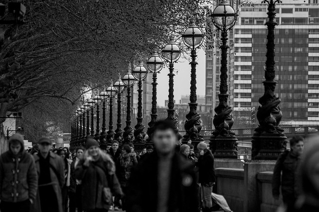 The South Bank Bustle