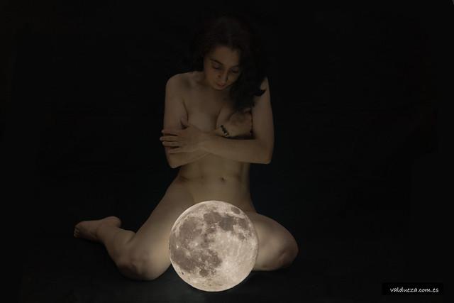 Sobre la luna llena