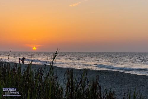 atlanticocean beach clouds grass horrycounty myrtlebeach nature ocean sand sky sonyslta77 southcarolina sunrise sussmanimaging thesussman water waves unitedstates