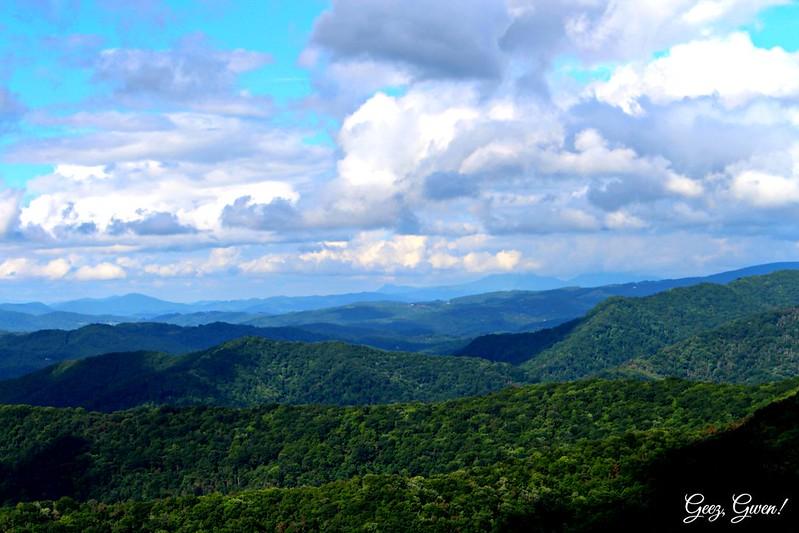Roan Mountain View