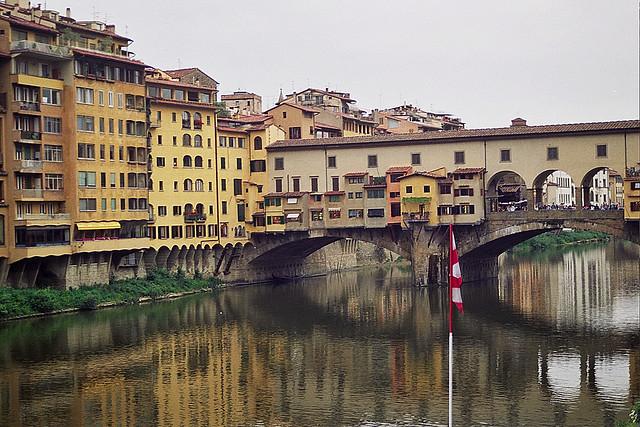Italy - Florence - Ponte Vecchio
